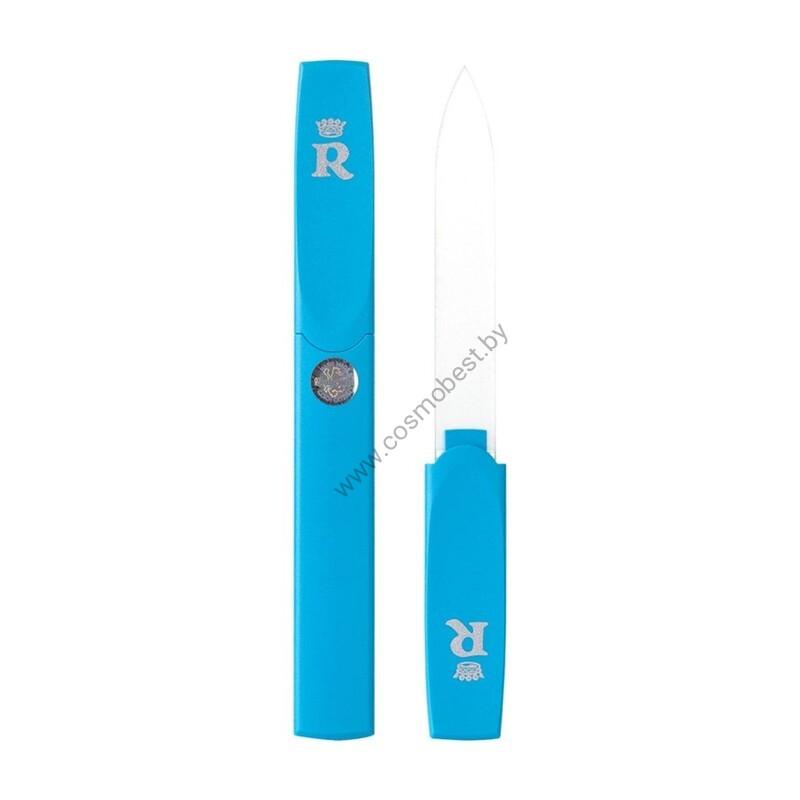 Пилочка для ногтей BOHEMIA в пластмассовом футляре от RELOUIS